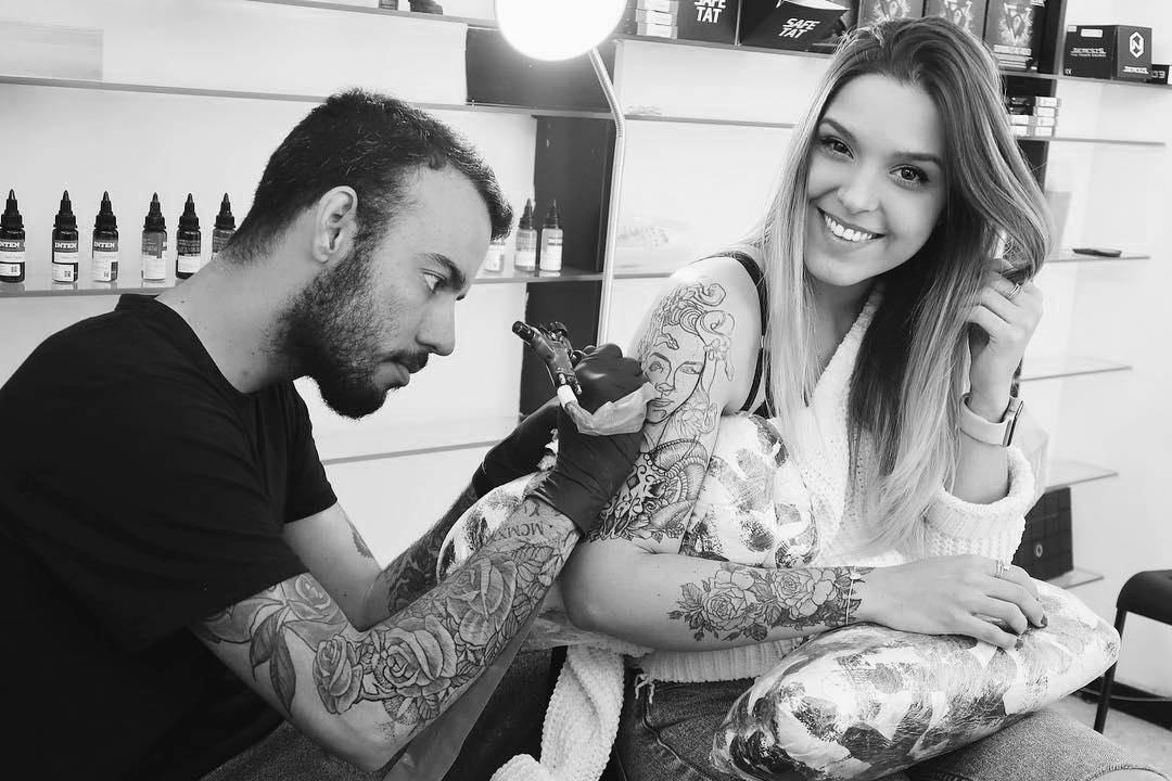 Contato Zero21 Tattoo Porto