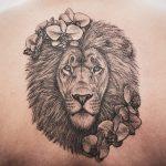 Leão realista por Márcio Valle