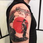 Tatuagem oriental por Márcio Valle