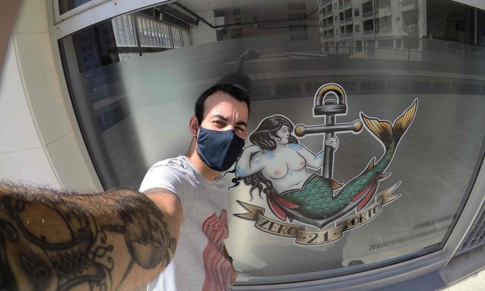 Tatuador Thiago Pinhas